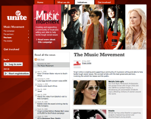 Virgin's Music Movement Fits Well With Their Brand and, As One of Nearly 10 Movements in Virgin Unite, Shows All the Right Motivations